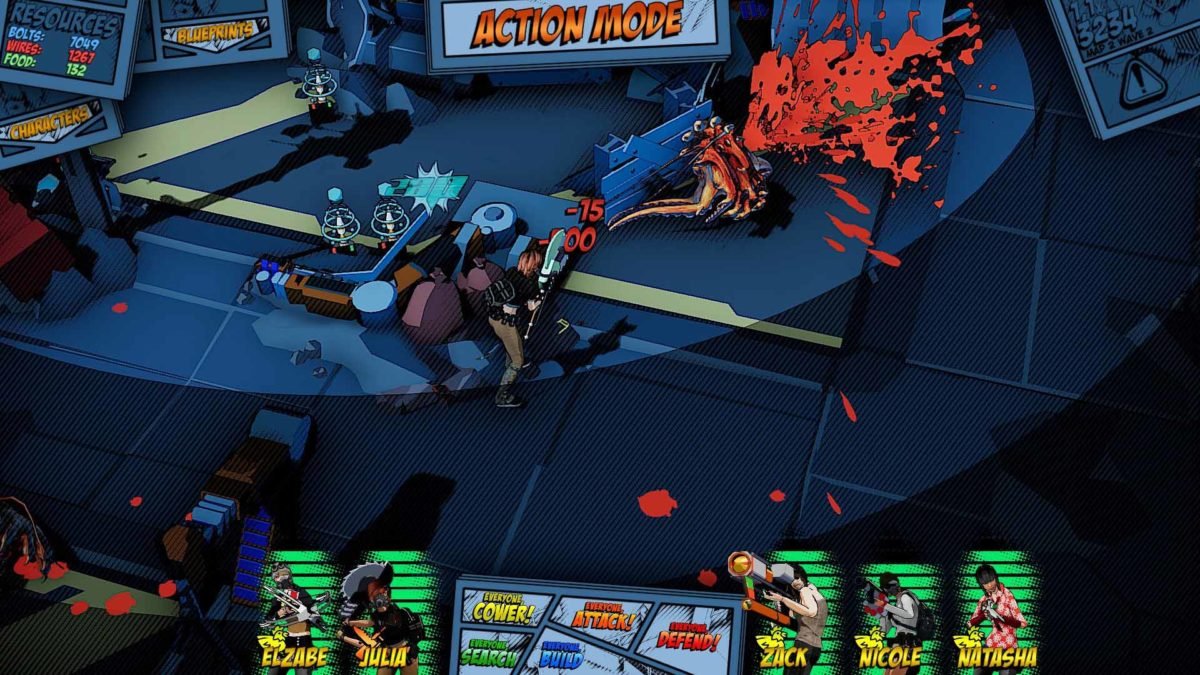 Рогалик Space Raiders in Space станет доступен 8 декабря в Steam