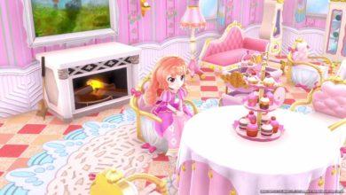 Симулятор королевского образа жизни Pretty Princess Party выходит на Nintendo Switch 3 декабря