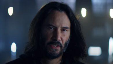 Смотрите новую рекламу Cyberpunk 2077 с Киану Ривзом в главной роли