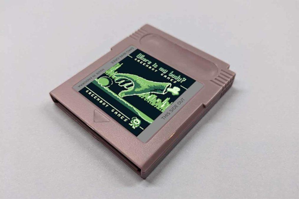 8-битное приключение в режиме Point and Click «Where Is My Body?» вышло на Game Boy