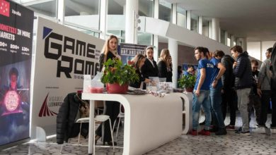 Gamerome 2021: Конференция в Риме пропустит 2020 год и сосредоточится на пятом мероприятии в октябре 2021 года