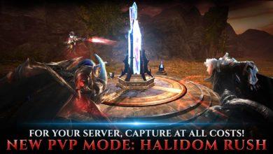 Halidom Rush - V4 получает последнее динамичное обновление