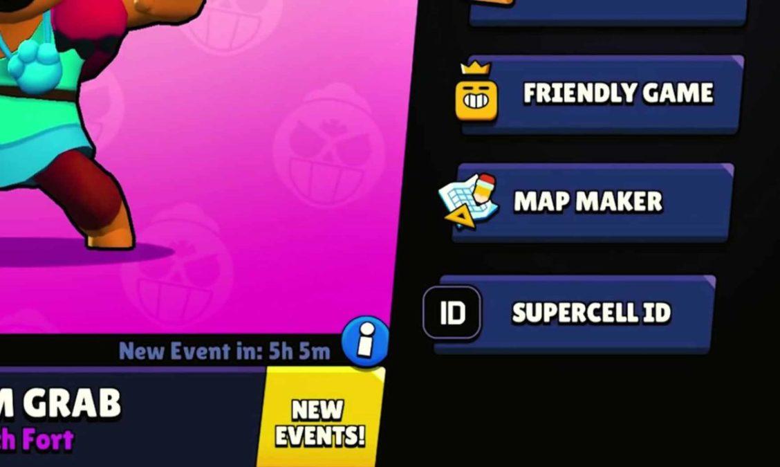 Map Maker создание собственных карт в Brawl Stars!