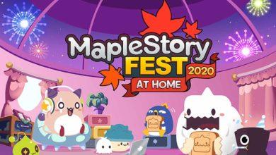 MapleStory Fest 2020 возвращается с полностью цифровым мероприятием уже третий год