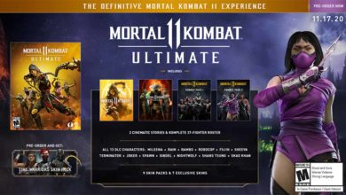 Mortal Kombat 11 Ultimate, новая расширенная версия Mortal Kombat 11