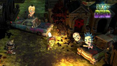Ray's The Dead приносит омерзительных зомби, черный юмор и ужасы 80-х на PlayStation 4 и ПК 22 октября