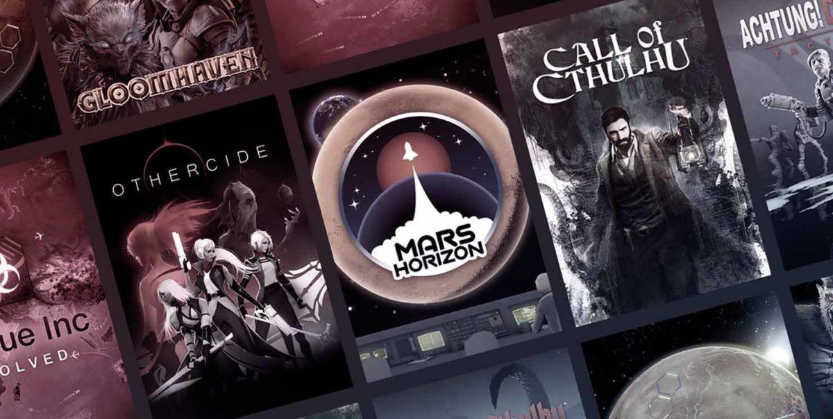 Steam Digital Tabletop Fest дебютирует 21 октября