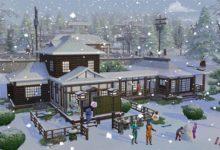 The Sims 4: В ноябре этого года укутайтесь теплой своей уютной флисовой тканью из DLC «Снежные просторы»