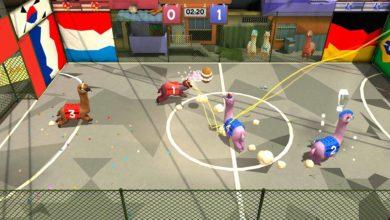Безумный веселый футбольный матч Alpaca Ball: Allstars теперь доступен для Nintendo Switch