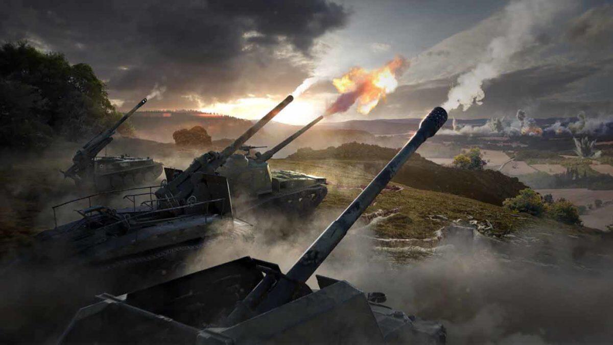 Больше, лучше и смелее: World of Tanks въезжает на PlayStation®5 и Xbox Series X/S