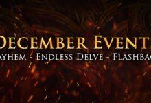 В Path of Exile завершится 2020 год тремя грандиозными декабрьскими событиями