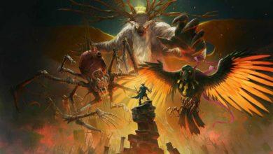 Дарк фэнтези с кельтским оттенком Gods Will Fall выйдет в январе