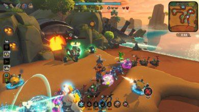 Игра в жанре «Башенная защита» ReRoad теперь в Steam