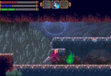 Платформенная игра The Skylia Prophecy вышла в Steam