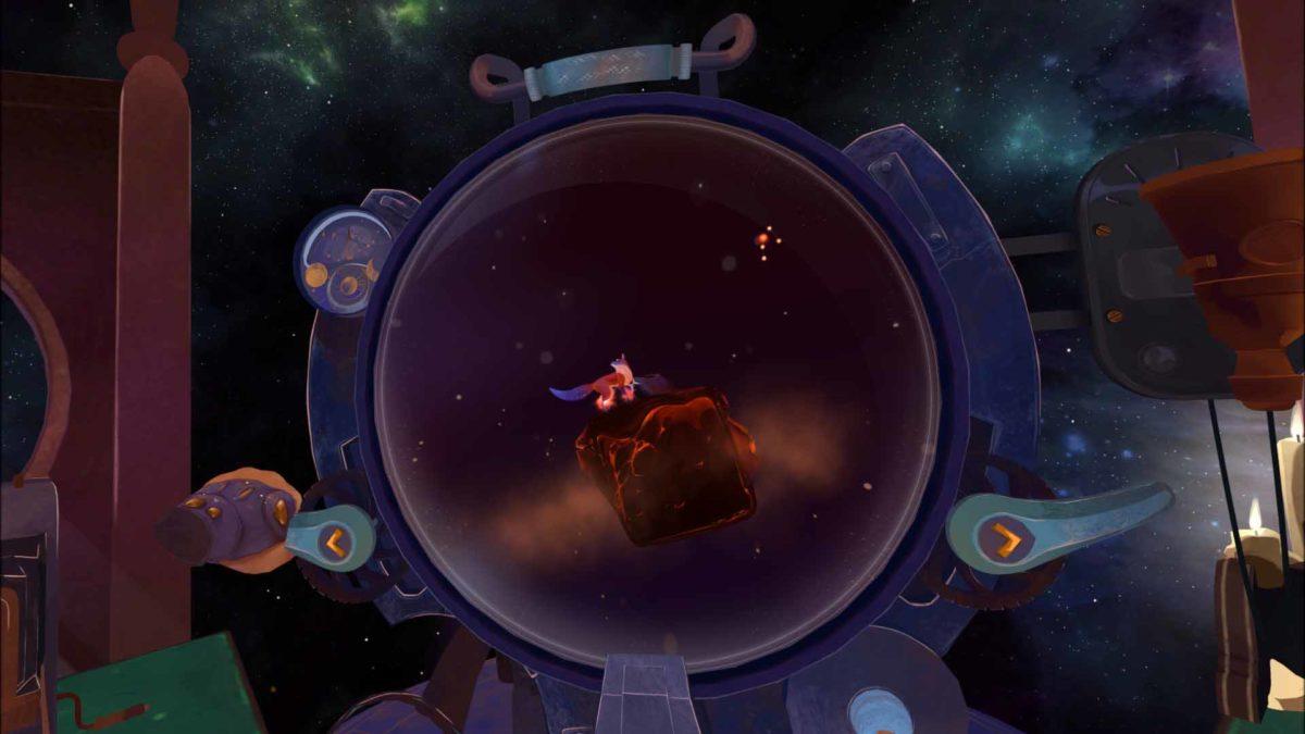 Приключенческая игра в виртуальной реальности Stargaze, вдохновленное Маленьким принцем, выходит 20 ноября