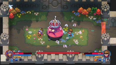 Рогалик для прохождения подземелий Metaverse Keeper выйдет 12 ноября на Nintendo Switch