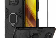 ТОП-10 Лучшие чехлы для Xiaomi Poco X3 NFC