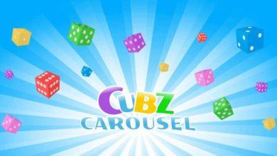 Трехмерный экшен со взрывом кубов Cubz Carousel доступен в Google Play