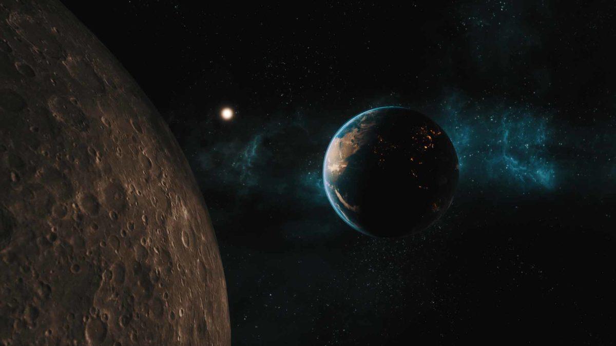 Эксклюзивная VR-игра Solar System на STEAM отправит вас в путешествие по Вселенной, чтобы исследовать удивительные планеты