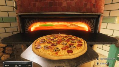 Cooking Simulator готов подавать свежеиспеченную пикантную пиццу на вашем ПК с новым DLC Пицца
