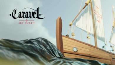 Tricephalus и Headless Studio объявили о разработке Caravel: Set Forth