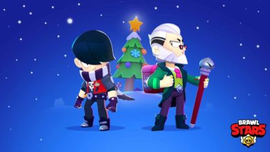 Бравлидейс в Brawl Stars! Скачать Декабрьское обновление с Байрон и Эдгар