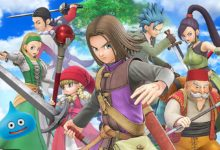 Видео. 32 минуты игрового процесса Dragon Quest XI S: Echoes of an Elusive Age - Definitive Edition