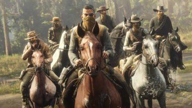 Видео. Red Dead Online – 43 минуты игрового процесса
