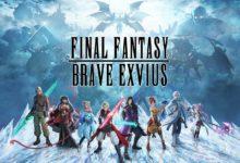 Зимние праздники в Final Fantasy: Brave Exvius
