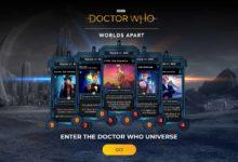 Игра Doctor Who: Worlds Apart для ПК выйдет в 2021 году - Теперь доступны цифровые коллекционные карточки
