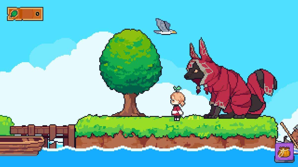Игра Luna's Fishing Garden, о рыбалке и строительстве, выйдет в марте 2021 года в Steam