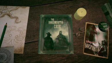 Комедийное приключение в стиле Лавкрафта The Innsmouth Case теперь на Switch