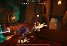 Многопользовательский сетевой экшен Forge and Fight! сегодня попадает в Steam