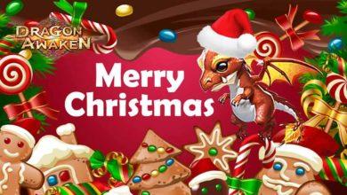 Наслаждайтесь Рождеством в Dragon Awaken