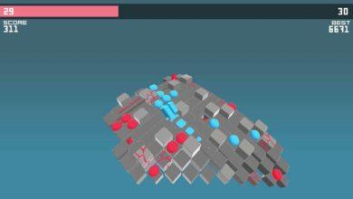 Очаровательная и минималистичная головоломка Splashy Cube выходит на Switch 11 декабря
