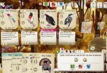 Постройте собственный птичий заповедник в Wingspan на Nintendo Switch