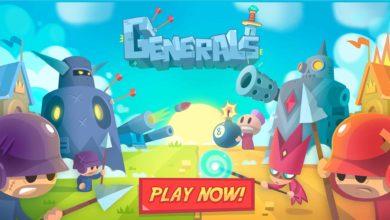 Только генералы могут играть в Generals