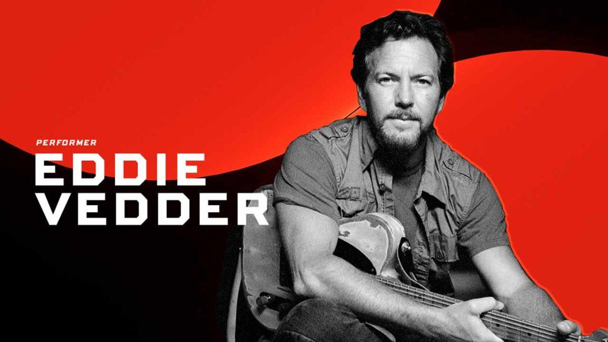 Эдди Веддер (Eddie Vedder) из Pearl Jam подтвердил свое выступление на The Game Awards 2020
