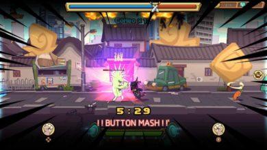 节奏快打/Rhythm Fighter появится на Nintendo Switch 14 января