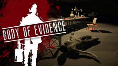 Body of Evidence, причудливая игра-головоломка, в которой игрок берет на себя роль уборщика после убийства, отправляется на Switch 17 декабря