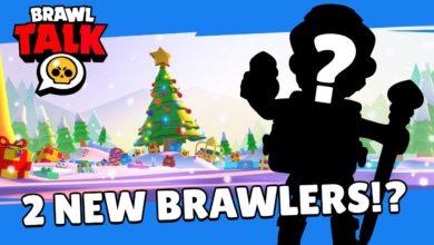 Brawl Talk 13 декабря 2020: Обновления Brawl Stars – Два новых бравлера, Бесплатные подарки и…