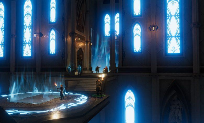 Solasta: Crown of the Magister получает зимнее обновление