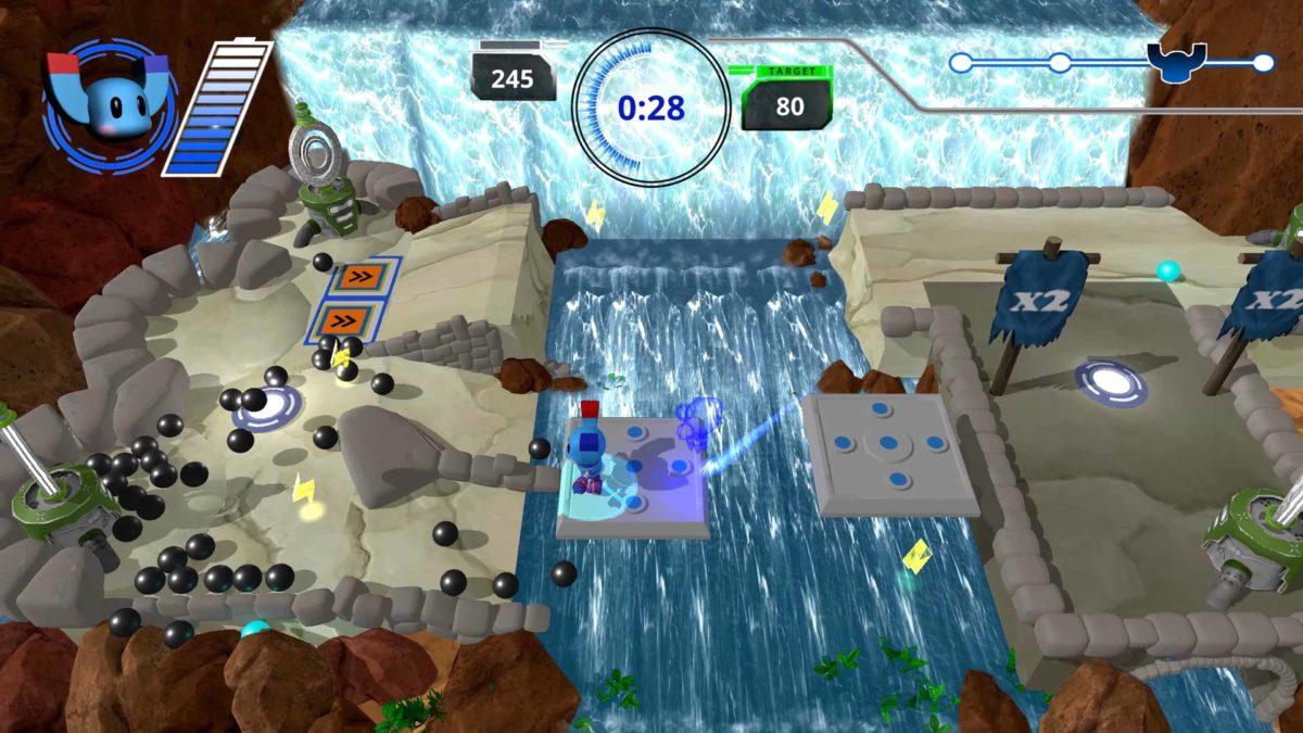 Безудержная магнитная игра Waves Out! доступна для PS4 и PS5