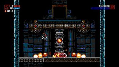 Видео. Cyber Shadow – 9 минут игрового процесса