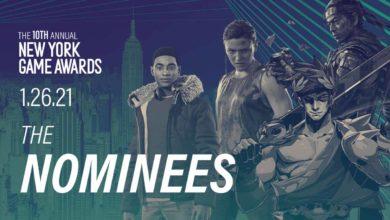 Журналисты мирового уровня удостоены награды New York Game Awards