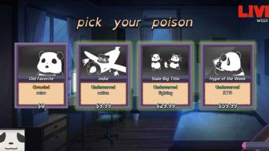 Карточная игра Watch Me Stream My Mental Breakdown уже в Steam