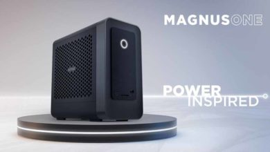 Компания ZOTAC представляет новый MAGNUS ONE с видеосистемой нового поколения