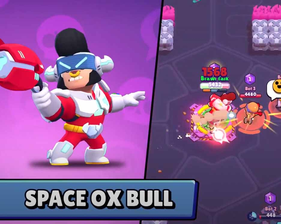 Космический OX Булл