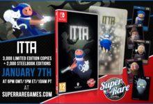 На следующей неделе ITTA получит физический релиз Switch