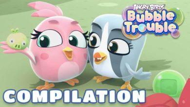 Новый сериал Angry Birds Bubble Trouble дебютирует на YouTube